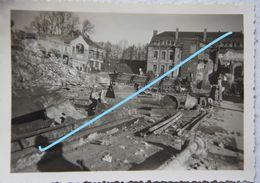 Photox6 MAUBEUGE 1940 Destruction Guerre - Lieux