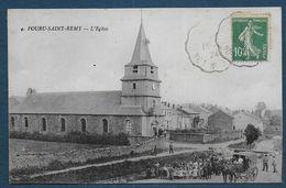POURU SAINT REMY - L' Eglise - France