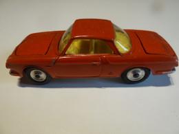 VW 1500 KARMANN GHIA . DINKY TOYS (1/43) N°239 ROUGE - Dinky