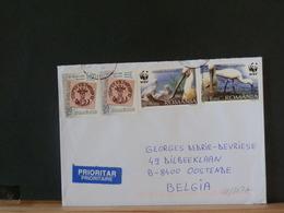78/867A   LETTRE ROUMANIA - Brieven En Documenten