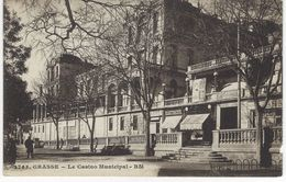 06 ( Alpes Maritimes ) - GRASSE - Le Casino Municipal - Grasse