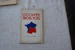 Occupe 3 Fois Par F. Ramé - Français