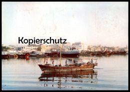ÄLTERE POSTKARTE KUWAIT SEA VIEW OF OLD KUWAIT KAC Kuwait Airways Corporation Cpa AK Ansichtskarte Postcard - Koweït