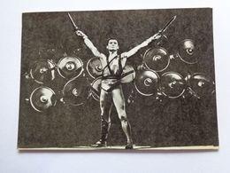 PC - Russian Ballet 1970 - M.Lavrovsky - Spartacus - Baile