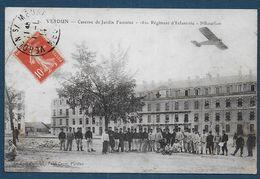 VERDUN - Caserne De Jardin Fontaine - 162e Régiment D' Infanterie - 3e Bataillon - Verdun