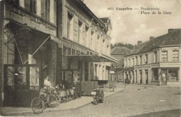 8971 - CAPPELLEN - Statieplein / Place De La Gare - Kapellen