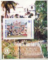 AP1789 Guatemala 1980 International Lions Club And Church S/S - Salute