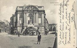 Verviers - Monument Artmans-Hauzeur 1902 - Verviers