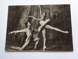 "PC - Russian Ballet 1970 - N.Bessmertnova And M.Lavrovsky - ""Nutcracker"" - Baile"