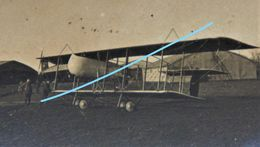 Photo KOKSIJDE Vliegveld Vliegtuig FARMAN 1914-18 Avion Aviation Force Aérienne Luchtmacht Aircraft - Aviazione
