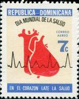 AP1806 Dominica 1972 Protect Heart Health 1V - Salute