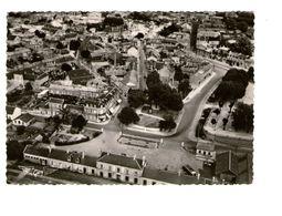 79 Bressuire Quartier De La Gare La France Vue Du Ciel CPSM GF - Bressuire