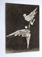"""PC - Russian Ballet 1970 - L.Vlasova And S.Vlasov - """"Doves,Fly!"""" - Baile"""