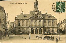 029 202 - CPA - France (52) Haute Marne - Chaumont - L'Hôtel De Ville - Chaumont
