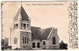 Popes Memorial Church Cohasett - Autres