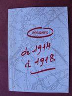 Livre Tapuscrit 32 Pages 1978 BEAURAINS ( Près D' Arras ) Pas De Calais 62 De 1914 à 1918 - 1914-18