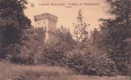 CPA - Lombeek Notre Dame - Château De Rokkenborch - Donjon - Nels - Ternat