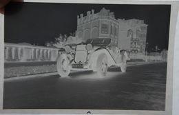 Photo Négatifsx4 Automobile Auto Oldtimer Voiture Wagen Car Circa 1930 Belgium - Automobiles