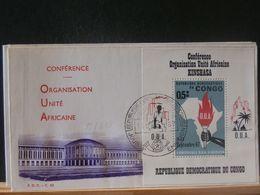 88/833    FDC      CONGO 1967 - FDC