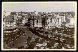 SÃO PAULO - Panorama.  Carte Postale - São Paulo