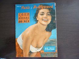 Folies De Paris Et De Hollywood.  Tour Du Monde En 80 Nus. - Erotic (...-1960)