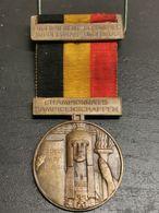 Médaille Belgique, Enseignement Secondaire. Championnats - Belgique