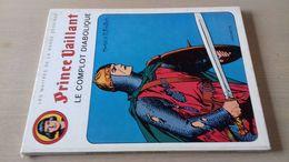 HC Prince Vaillant  Le Complot Diabolique 1974  Nr2 - Bücher, Zeitschriften, Comics
