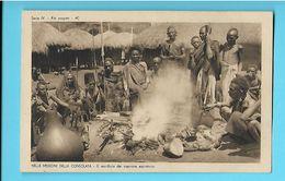 AFRIQUE--AFRICA--- Nelle Missioni Della Consolata-serie III--N°40--il Sacrificio Del Caprone Espiatorio--voir 2 Scans - Non Classés