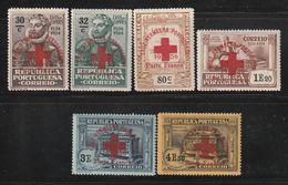 PORTUGAL - Timbres De Franchise - N°97/102 ** (1936) - Neufs