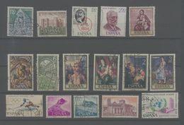 ESPAGNE  Lot De 95 Timbres Oblitérés - Colecciones