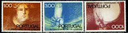 AP1829 Portugal 1972 Epic Luzitanian Song 3V - Salute