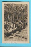 AFRIQUE--AFRICA--- Nelle Missioni Della Consolata-serie III--N°27--la Triturazione Della Canna Da Zucchero--voir 2 Scans - Non Classés
