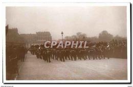 CPA Funerailles Du Marechal Foch Mars Musique Des Coldstream Guards Mars 1929 Paris Militaria - Personnages
