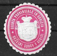 Gorizia Gorici Vignet Werbemarke Cinderella Advertisement Propaganda - Fantasy Labels