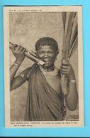 AFRIQUE--AFRICA--- Nelle Missioni Della Consolata-serie III--N°26--la Canna Da Zucchero Gli Ristora--voir 2 Scans - Non Classés