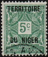 Niger N° Taxe  1 - Ornement - Niger (1921-1944)
