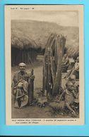 AFRIQUE--AFRICA--- Nelle Missioni Della Consolata-serie III--N°38--il Sacerdate Del Paganesimo --voir 2 Scans - Non Classés
