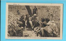 AFRIQUE--AFRICA--- Nelle Missioni Della Consolata-serie III--N°36--la Sorte Del Suo Nemico --voir 2 Scans - Non Classés