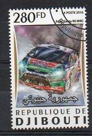 DJIBOUTI. 2016. CARS. FORD FIESTA RS WRC. CANCELLED (6R1724) - Cars