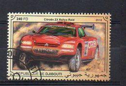 DJIBOUTI. 2018. CARS. CITROËN ZX RALLYE-RAID. CANCELLED (6R1726) - Cars