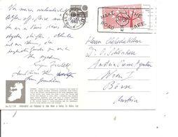 Irlande ( CP De 1962 De Baileathaglath Vers L'Autriche à Voir) - 1949-... Repubblica D'Irlanda