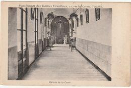 TOURNAI - Pensionnat Des Dames Ursulines - Galerie De La Croix - Tournai