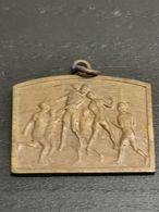 Médaille Belgique, R. C. S. Schaerbeek Coupe À. Hanquart 1941 - Belgique
