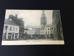 CP Gembloux Place Du Marché 1923 - Gembloux