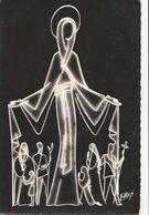 Cartoline - Postcard /  Non  Viaggiata - Unsent / Madonna Di Lourds - Vierge Marie & Madones