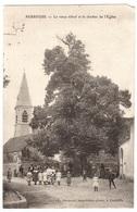 PERREUSE (89) - Le Vieux Tilleul Et Le Clocher De L' Eglise - Ed. L. Brémont, Imprimeur-photo., Entrains - Francia