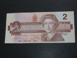 2 Dollars 1986  - Bank Of Canada - Banque Du Canada **** EN ACHAT IMMEDIAT ****  Billet Presque Neuf !!!!! - Canada