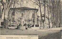 ~  JP  ~  84  ~   MALEMORT   ~   Place De La BOURGADE - France