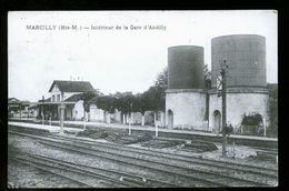 MARCILLY  LA GARE - Francia
