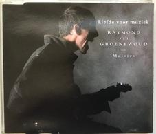 Raymond Van Het Groenwoud - Liefde Voor Muziek - Meisjes - CD - Ref3 - Soul - R&B